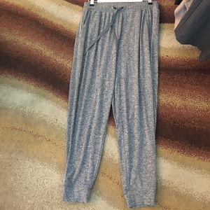 Gray sweatpants never worn